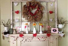 2014 Valentine Mantel