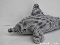 DOLPHIN PATTERN from @amidorable