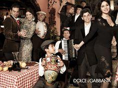 italian families | Dolce & Gabbana - The Italian Family