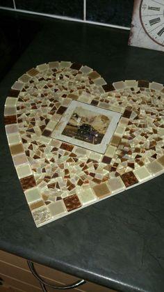 Mosaik hart