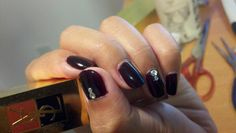 chichicho~ nail art addicts: Simple Solids