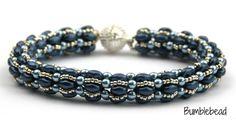Cantaloupe Rope Tutorial - Bracelet, Bangle or Necklace