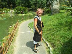 Agustin(azo) Natsu Dragneel Cosplay Photo - Cure WorldCosplay
