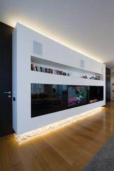 sala moderna.