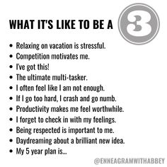 Okay, fellow type threes . do you agree? Enneagram Type 3, Enneagram Test, Meyers Briggs Personality Test, Personality Types, Infp, Nerd, Mbti, Self Improvement, Type 1