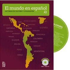 Dit prachtige boek gebruiken we bij de cursus Spaans Taal en Cultuur.