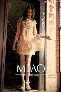 Miao Bin Si by Kathrin Mueller Heffter for <em>Fashion Gone Rogue</em>