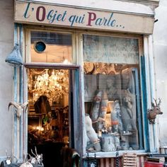 I want to check this Paris shop of treasures out. We are staying in the arrondissement!!~ Category: Antiques 86 rue des Martyrs 75018 Paris Areas: Montmartre, Pigalle, 18ème 06 09 67 05 30