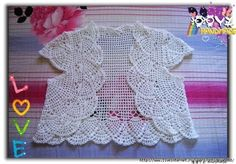 Crochet bolero. Pattern and lots of pics!!!  | followpics.co