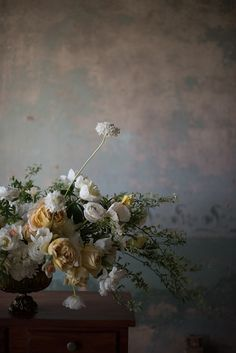 Moody And Timeless Wedding Inspiration via Magnolia Rouge