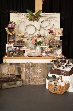 Dessert Stands by Opulent Treasures for your wedding dessert table See more here: http://www.opulenttreasures.com/shop/