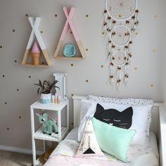 Teepee Shelf Teepee Shelves Nursery Decor KIdu0027s Room By AhAhOnline