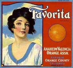 Anaheim Valencia Orange Association