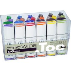Copic Marker - Wide Markers