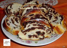 Csokoládé pudingos kalács | Edit56 receptje - Cookpad receptek French Toast, Breakfast, Food, Morning Coffee, Essen, Meals, Yemek, Eten