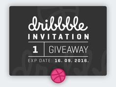 How to get a #Dribbble #Invite Are you in the list of dribble prospect and looking for invite to get drafted? We published a infographic with some useful information and tips to get dribble invite. We hope this infographic will be helpful for you and good luck. http://visual.ly/how-get-dribbble-invite