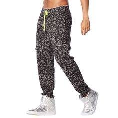 The Get Funked Up Zumba Sweatpants are feelin' funky! Slip into these cozy pants with extra roomy side cargo pockets. They're so comfy, we won't tell if you wear them all week long!