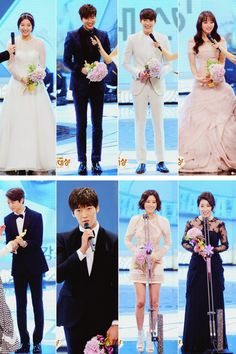 "Congratulations ""The Heirs""  ♡ #Kdrama // @ SBS Drama Awards. They totally deserve it .."