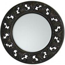 Okrúhle zrkadlá - Moderné zrkadlá, dizajnové stoly a stoličky - Glamour Design.eu