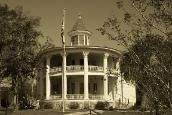 The Russ House- Home of the Marianna Chamber of Commerce