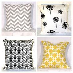 Decorating Cents: Designer Pillow Shop Giveaway