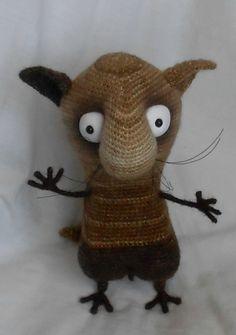Project by Denis Stupnikov. Funny cat crochet pattern by Pertseva for LittleOwlsHut #Crochet pattern#amigurumi#cat#funny#littleowlshut#pertseva#DIY&Crafts#