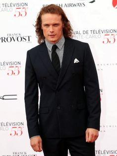 Sam at the Monte-Carlo TV Festival