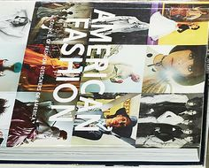 American Fashion by Charlie Scheips hardcover book Published: 2007 Publisher: Assouline Books ISBN: Top Coffee Table Books, Assouline, Studio 54, American, Fashion Design, Style, Swag, Outfits