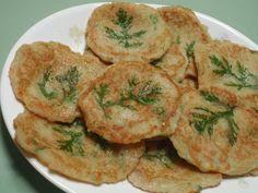감자전(gamjajeon) / Pan-Fried Potato Pancake made with ground potato.