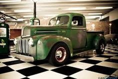 Image result for pics 1946 ford truck