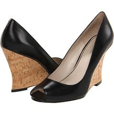 I love a gorgeous wedge shoe.  So sexy!