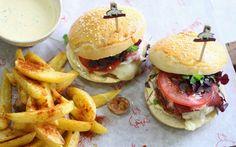 Cocina Actual: Receta Robin Food: Hamburguesa extremeña