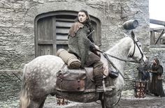 """HBO Release New Images of Game of Thrones Season 7 Episode 2 """"Stormborn"""""""