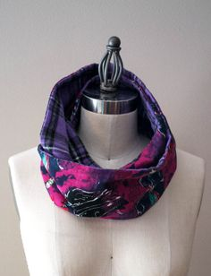 Hey, I found this really awesome Etsy listing at https://www.etsy.com/listing/173100298/disney-villain-reversible-infinity-scarf.  #disney, #villians, #cruelladeville, #maleficent, #plaid, #infinityscarf