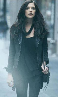 ☆ Rock 'n' Roll Style ☆ Ashley Greene x DKNY Jeans Fall 2012