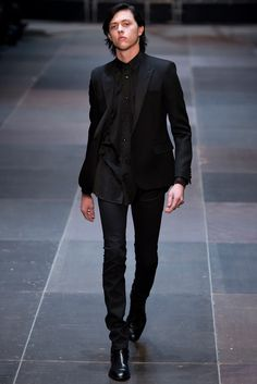 Saint Laurent Fall 2013 Menswear - Collection - Gallery - Style.com