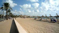 a photo of the beach at cuitat jardin majorca