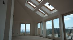 #dreamflat #attic #skyview #amazing #livingspaces #architecture #Italy #Liguria #newapartment in LERCA GOLF CLUB • Vendita Genova • Studio Haupt http://www.studio-haupt.it/vendita/lerca-golf-club-2/?lang=en