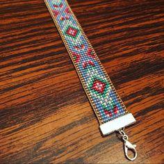 Jewelry - Native American Inspired Beaded Bracelet