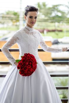 Camilla e Henrique [ Casamento ] | A Noiva SUD - Esse vestido é perfeito.