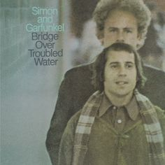 Sony Music Entertainment Simon & Garfunkel - Bridge Over Troubled Water (Vinyl) Simon Garfunkel, Bye Bye Love, Bridge, Creedence Clearwater Revival, Van Morrison, Cat Stevens, Paul Simon, Columbia Records, Iggy Pop