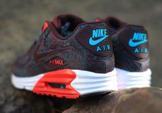 "best website 86bce ab100 The first installment of the Nike Air Max ""Suit   Tie"" Pack is almost here.  We ve seen the lunarlon donning Air Max 90 get fairly fancy this month  between a ..."