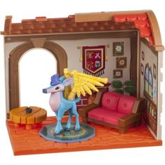 Animal Jam Small House with Exclusive Figure - Walmart.com
