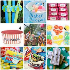 Pool Party Ideas | ... splash with your friends with these incredible pool party ideas