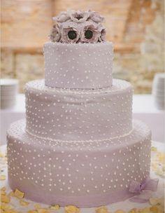 pastel para boda blanco
