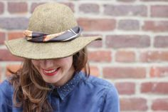Winter Marnie - scarf // 17 Marni, Panama Hat, Winter Hats, Label, People, Collection, Pets, Fashion, Moda