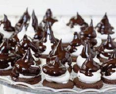 Csokoládés habcsókos karácsonyi süti – Nem fog csalódást okozni, azt kell mondjam :-)