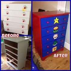 1000+ ideas about Mario Room on Pinterest | Super Mario Room ...