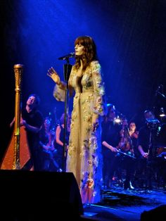 Florence and the Machine at Vivid Live, 25th May 2012, Sydney Opera House.