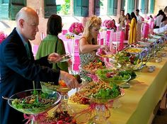 """G. Elliot's Catering are one of the few catering companies in Tampa whose company owner actually works """"hands on"""" at your Tampa event catering to ensure your complete satisfaction and making it a most memorable experience."""